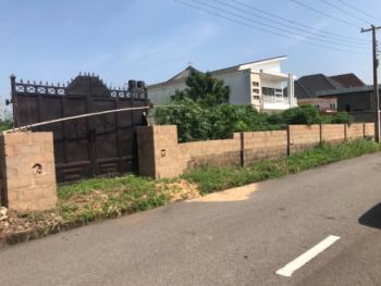 600sqm of Fenced Land, Wtc Estate, Independence Layout, Enugu, Enugu, Mixed-use Land for Sale