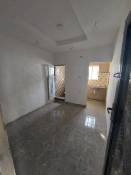 Newly Built Serviced 1 Bedroom Flat with 2 Toilets 1 Bath, Onike, Yaba, Lagos, Mini Flat for Rent