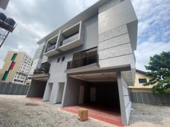 4 Bedroom Terrace Duplex with 2 Room Bq, Ikoyi, Lagos, Terraced Duplex for Rent