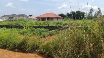 Massive 5 Plots of Land with Attached Sets of 1 Bedroom Bungalow(cofo), Before Eastern Blue Pearl Hotels,behind Anamco,off Airport Road, Enugu, Enugu, Mixed-use Land for Sale
