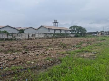 Land, Anthony Expressway, Gbagada, Lagos, Residential Land for Sale