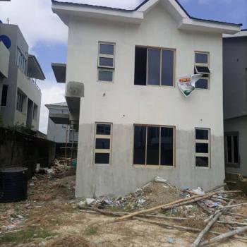New 5 Bedroom Semi Detached House with Exclusive Compound, Richmond Estate, Alma Beach Estate, Opposite Freedom Road, Lekki Right, Lekki, Lagos, Semi-detached Duplex for Sale