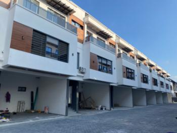 Luxury and Spacious 4 Bedroom House with a Bq, Ologolo, Lekki, Lagos, Terraced Duplex for Sale