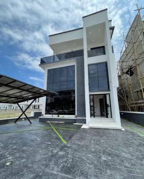 Humongous 5 Bedroom Fully Duplex with Bq/pool/ Cinema/gym/game Room., Megamound, Lekki, Lagos, Detached Duplex for Sale