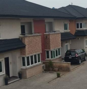 Beautifully Maintained 4 Bedroom Semi-detached, Alpha Beach Road, Chevron, Lekki, Lagos, Semi-detached Duplex for Sale