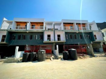 Luxury 4 Bedroom Maisonette Flat with a Room Bq, Idado, Lekki, Lagos, Flat / Apartment for Sale