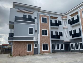 Executive and Luxury 3 Bedroom Apartment with a Room Bq, Idiroko Estate, Off Mobolaji Bank Anthony Way, Maryland, Lagos, Flat / Apartment for Sale