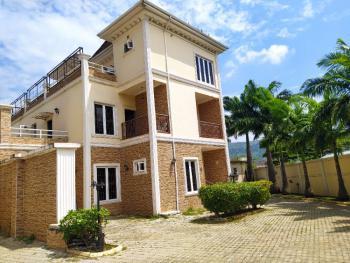 Luxury 4 Bedroom Terraced Duplex with Bq, Katampe Extension, Katampe, Abuja, Terraced Duplex for Rent