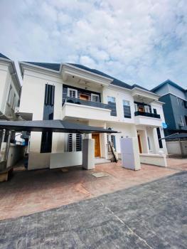 4 Bedroom Semi Detached Duplex with a Room Bq, Bera Estate Chevron Drive, Lekki, Lagos, Semi-detached Duplex for Rent