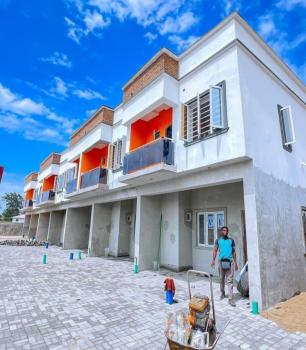 3 Bedroom Terrace Duplex, Gra, Ikota, Lekki, Lagos, Terraced Duplex for Sale