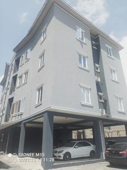 Spacious Self Service 3 Bedroom with Fitted Kitchen, Oral Estate By 2nd Toll Gate, Lekki, Lagos, Flat / Apartment for Rent