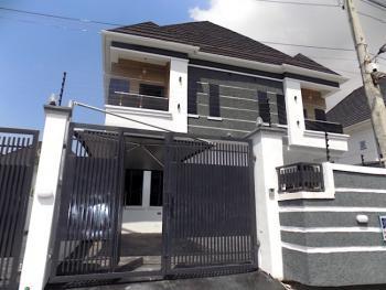 4 Bedroom Semi-detached Duplex + Bq, Chevron, Lekki, Lagos, Semi-detached Duplex for Sale