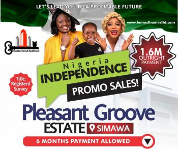 Affordable Plots of Land, Shimawa, Opic, Isheri North, Ogun, Residential Land for Sale
