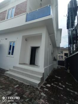 Newly Built 5-bedroom Duplex with a Room Bq in a Secured Estate, Agungi, Lekki, Lagos, Semi-detached Duplex for Rent