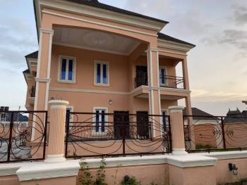 Newly Built 5 Bedroom Detached Duplex, By Palmheight Estate, Lugbe District, Abuja, Detached Duplex for Rent