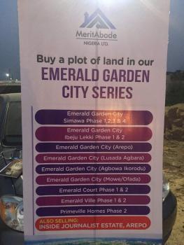 Emerald Garden City  Ikorodu, Agbowa, Ikorodu, Lagos, Mixed-use Land for Sale