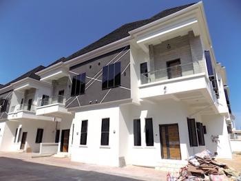 4 Bedroom Semi-detached Duplex + Bq, Orchid Road, Lekki, Lagos, Semi-detached Duplex for Sale