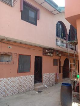 Big Room Self Contain Upstairs Facing The Road, Badore, Ajah, Lagos, Self Contained (single Rooms) for Rent