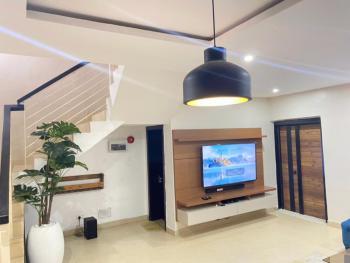 4 Bedroom Detached Mini Get-together Apartment, Lekki Phase 1, Lekki, Lagos, Detached Duplex Short Let