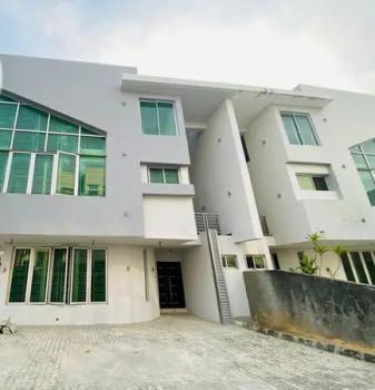 Luxury 4 Bedroom Semi-detached with a Room Boys Quarter, Richmond Estate, Ikate, Lekki, Lagos, Semi-detached Duplex for Sale