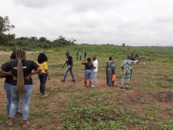 Land, Pleasant Groove Estate After Cape Town Estate, Simawa, Ogun, Residential Land for Sale