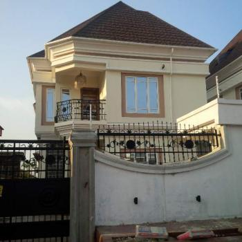 5 Bedroom Detached Duplex(all En Suite) with Jacuzzi, Intercom, Fitted Kitchen, Ante Room, Family Lounge, a Room and Parlor Bq with 2 Toilets, Phase 2, Gra, Magodo, Lagos, Detached Duplex for Sale