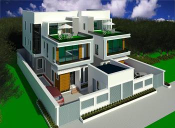 5 Bedroom Semi Detached Duplex with Bq Also Available for Offplan, Adeniyi Jones, Ikeja, Lagos, Semi-detached Duplex for Sale