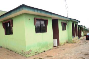 3 Bedroom Twin Bungalow, Ifedapo Old Ife Road, Akingbade Street. First Bank Junction., Ibadan South-west, Oyo, Detached Bungalow for Sale