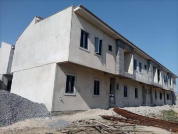 Spacious 3 Bedroom with Bq, Beside Blenco Supermarket, Sangotedo, Ajah, Lagos, Terraced Duplex for Sale