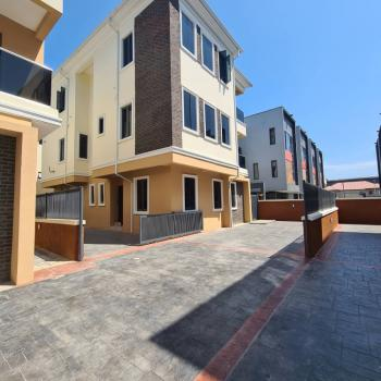 5 Bedroom Fully Detached Home with Study and Bq, Ikate Elegushi, Lekki, Lagos, Terraced Duplex for Sale