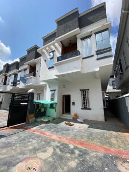Newly Built Self Serviced 4-bedroom Semi Detached Duplex, Westend Estate, Lekki County Home, Ikota, Lekki, Lagos, Semi-detached Duplex for Rent