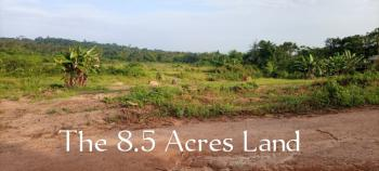 Farm Land on 8.732 Acres :  6  Rooms with Kitchen,  Bathroom and Toilet, Abeokuta South, Ogun, Commercial Land for Sale