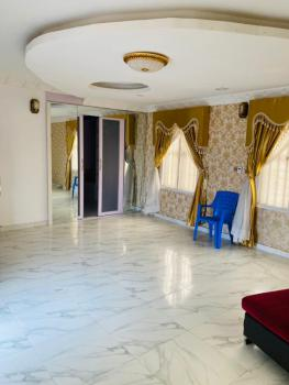 Luxury Finished 4 Bedroom Duplex and Bq with Big Chandeliers., Sangotedo, Ajah, Lagos, Flat / Apartment for Sale