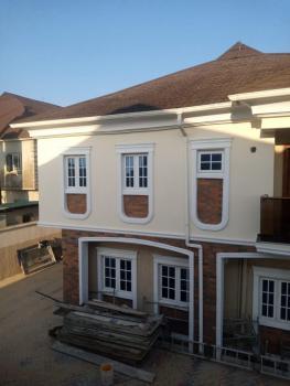 4 Bedroom Duplex, Mobil Road, Ilaje, Ajah, Lagos, Semi-detached Duplex for Rent
