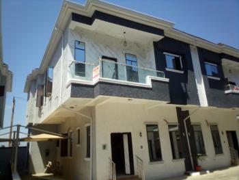 Nicely Built 4 Bedroom Semi Detached Duplex with Bq in a Mini Estate, Ikota Villa Estate Besides The Gra., Ikota, Lekki, Lagos, Semi-detached Duplex for Sale