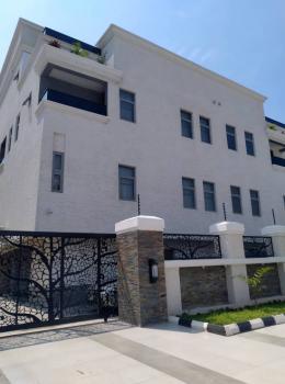 New 4 Bedrooms Terrace Duplex with Bq, Phase2, Osborne, Ikoyi, Lagos, Terraced Duplex for Rent