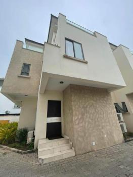 Four(4) Bedroom Terrace Plus Boys Quarter, Estate, Banana Island, Ikoyi, Lagos, Terraced Duplex for Rent
