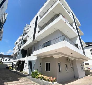 Luxury 3 Bedroom Apartments in a Beautiful Serene Secured Environment, 2nd Toll Gate, Lekki, Lagos, Flat / Apartment for Sale