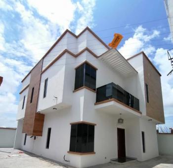4 Bedroom Fully Detached Duplex at a Serene Beautiful Secured Location, Ajah, Lekki, Lagos, Detached Duplex for Rent