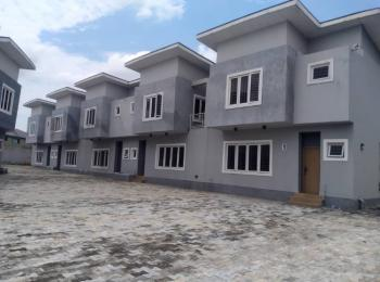8 Units of 4 Bedroom Terrace Duplex with a Room Bq, Alaka, Surulere, Lagos, Terraced Duplex for Sale