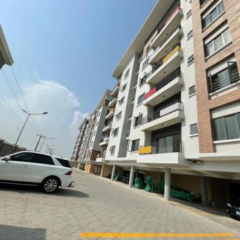 Spacious 3 Bedroom Apartment with Bq, Ikate Elegushi, Lekki, Lagos, Block of Flats for Sale