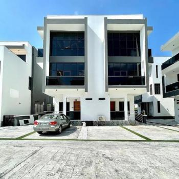 Tastefully 4 Bedroom Duplex with Pool, Its Located at Banana Island Estate, Ikoyi, Lagos, Semi-detached Duplex for Rent