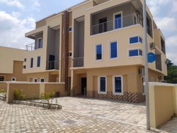 4 Bedroom Semi-detached Duplex with Bq, Mabushi, Abuja, Semi-detached Duplex for Rent