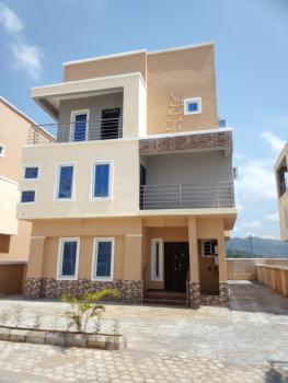 Fantastic & Serviced 4 Bedrooms & Bq, Mabushi, Abuja, Detached Duplex for Rent