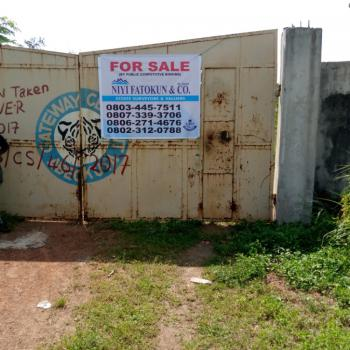 a Warehouse with Office Complexes on 1 Hectare of Land, Lagos Abeokuta Expressway By Ilese Pan Bus Stop, Ewekoro, Ogun, Industrial Land for Sale