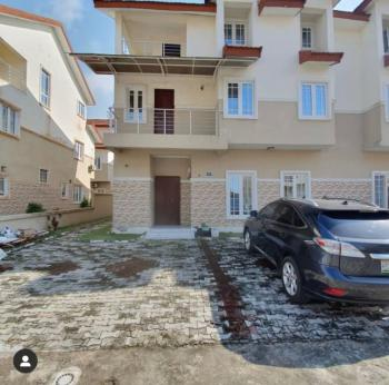 4 Bedroom Semi Detached House, Cooplag Gardens Estate, Lafiaji, Lekki, Lagos, Semi-detached Duplex for Rent