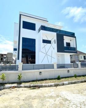 Humongous 5 Bedroom Fully Duplex with Bq/pool/gym Room, Chevron Toll Gate, Lekki, Lagos, Detached Duplex for Sale