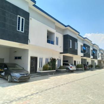 Brand New 4-bedroom Terrace House, Okun-ajah, Ajah, Lagos, Terraced Duplex for Sale
