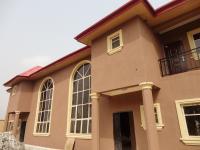 2: 4 Bedroom Semi Detached House In Crown Estate Lekki Peninsula., Ibeju, Lagos, 4 Bedroom House For Rent