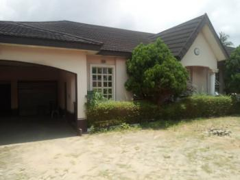 5 Bedroom Bungalow with 2 Bedroom Flat on a 1025sqm, Title Governor Co, Estate at Toyin, Oregun, Ikeja, Lagos, Detached Bungalow for Sale